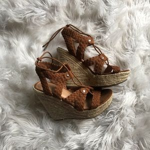 Mossimo Strappy Wedges